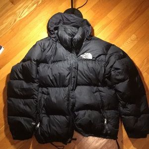 The North Face 700 Goose Down winter jacket